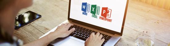 Baner počítačové kurzy Word, Excel stredny | Hvozdik.sk - účtovnícke a počítačové kurzy